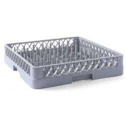 Vaatwaskorf voor borden | 50x50x(H)10cm